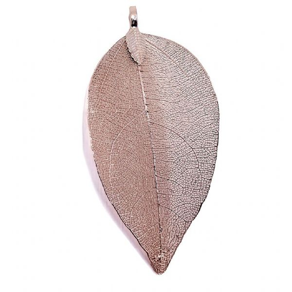 Rose Gold  Plated Classic Leaf